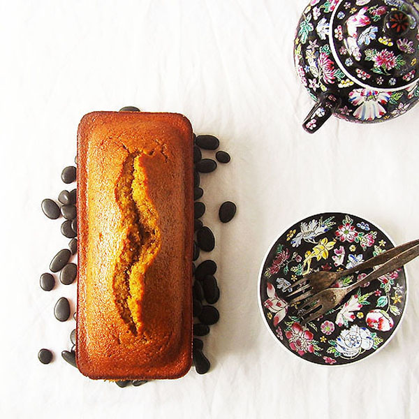 Pumpkin Bread with Almond Flour