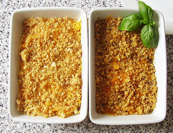 Poppy Seed Chicken Casserole is a great one-pan flavoursome dish packed with tasty ingredients and mile–high cracker crumbs!