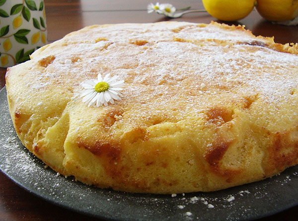 Italian Lemon Ricotta Cake: Seducing, Italian way !