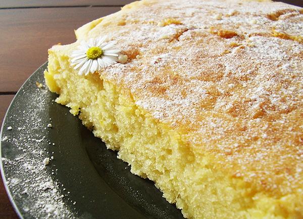 Made In Italy Lemon Ricotta Cake
