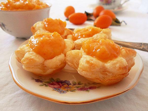 Kumquat Curd