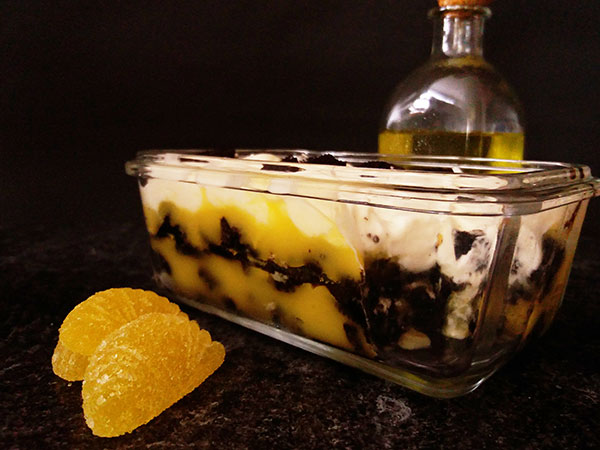 Ultimate Oreo Limoncello Vanilla Icebox Cake : refreshing and bursting with balanced flavours !
