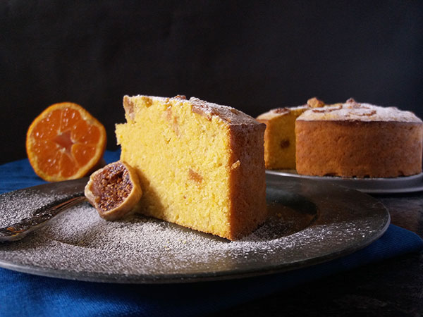 Italian Festive Cake (Bustrengo) : beautiful flavours to enjoy !