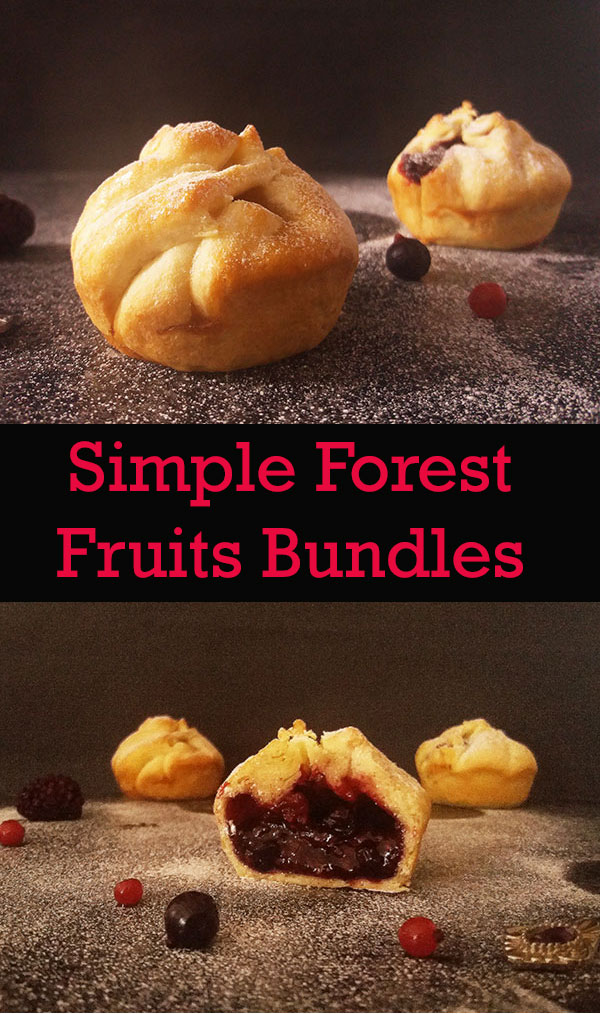 Simple Forest Fruits Bundles : bundle of irresistible forest flavours!