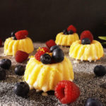 Lemon Mini Bundt Cakes from Scratch