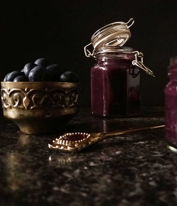 Blueberry Curd: the best investment of the season!