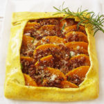 Butternut Squash and Italian Sausage Galette