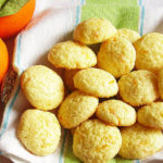 Easy Sugar Cookies with Orange