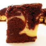 Cheesecake Brownies Marble Squares
