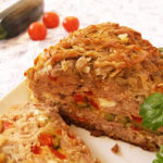 Potato-Crusted Mediterranean Meatloaf