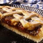 Fig Jam Italian Pie