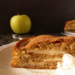 Simple Greek Apple Cake