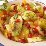 Winter Fruit Salad with Chia