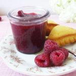 Raspberry Agar Jam