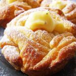 Croissant Muffins (Cruffins) with Earl Grey Cream